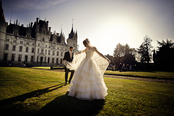 fairytale wedding france