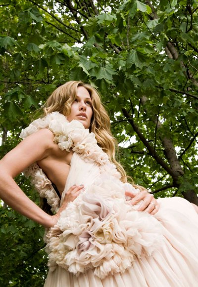 sustainable wedding dress