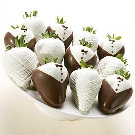 wedding choc dipped strawberries