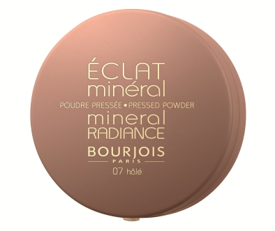 Bourjois Mineral Radiance Pressed Powder in Halé