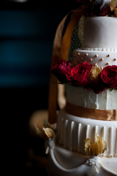 Delicieux wedding cakes