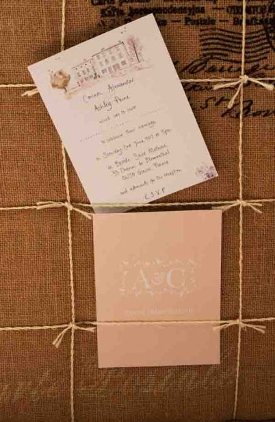 French-wedding-invitation