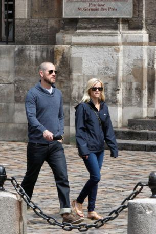 reese witherspoon honeymoon paris
