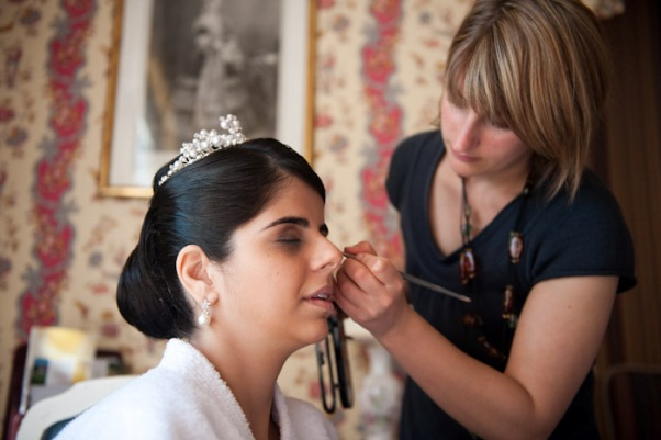 wedding makeup France