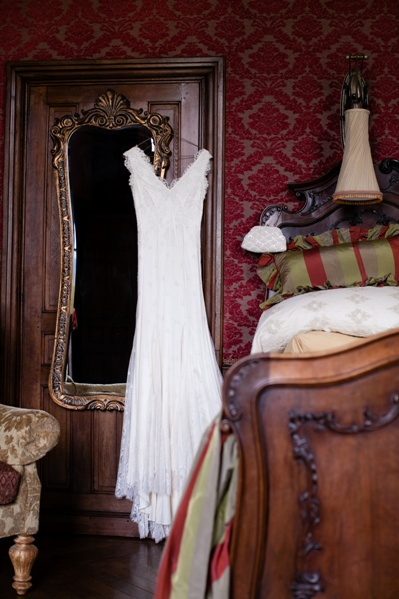 Louise kennedy wedding dress