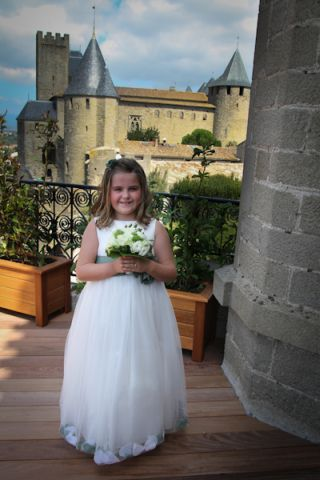 bridesmaid carcassonne