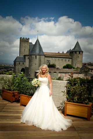 carcassonne wedding photography
