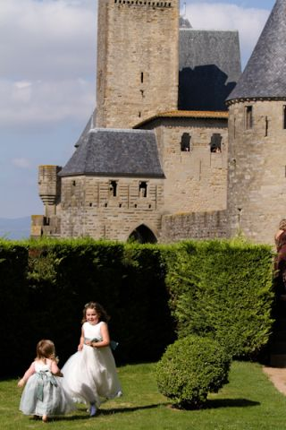 carcassonne wedding