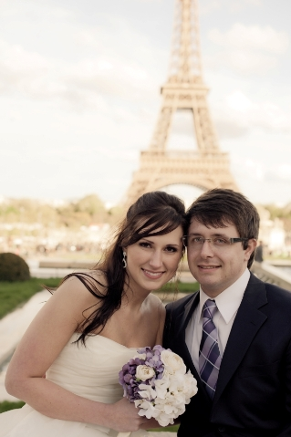elope to paris wedding