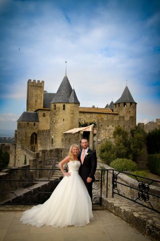 la cite carcassonne wedding