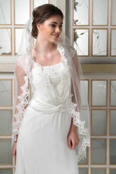 Win Your Wedding Veil From Simplybridal