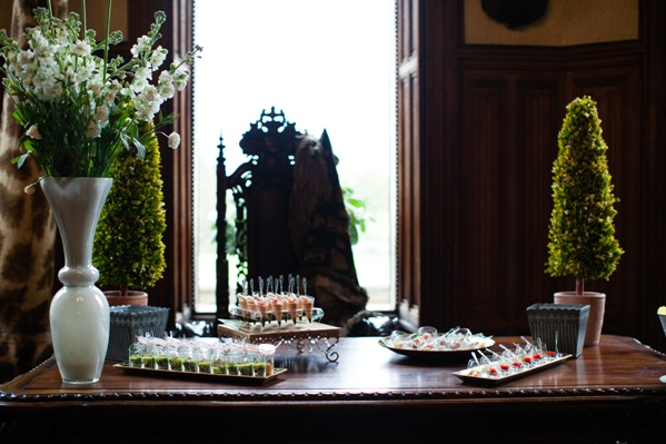 wedding canape bar france