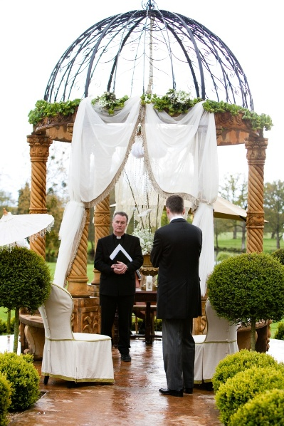 A tale of two cities new york and france weddings for French style gazebo