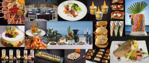 wedding catering Marseille