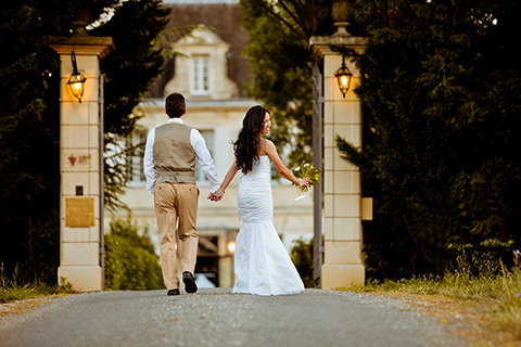 wedding chateau bordeaux