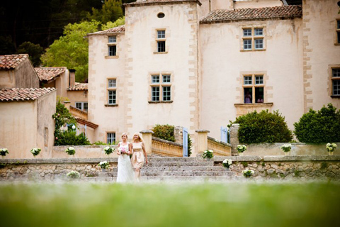 wedding chateau provence