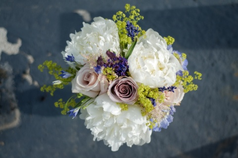 wedding florist bordeaux