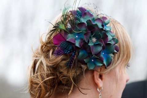 wedding hair Paris