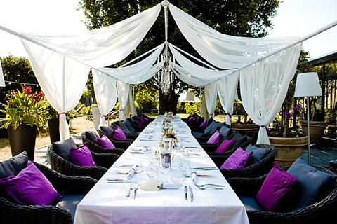 wedding marquee bordeaux