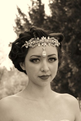 Save 15% off Vintage Bridal Headdresses