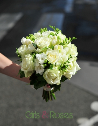 bridal bouquet paris
