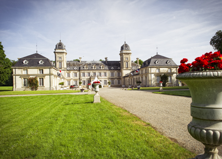 chateau wedding normandy