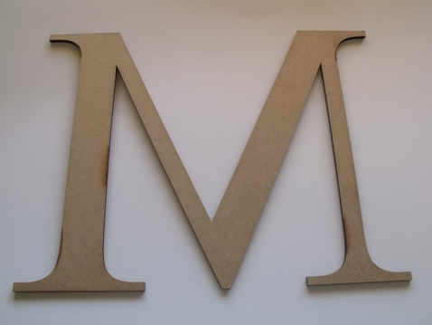 monogram letter