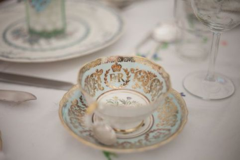 royal vintage crockery