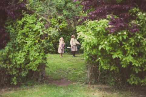 secret woods wedding © - Christy Blanch Photography / French Wedding Style Blog
