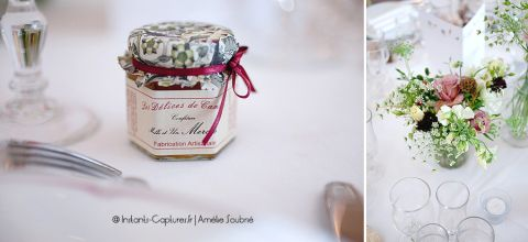 shabby chic favour