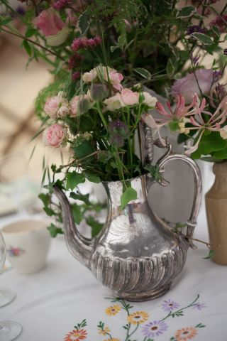 shabby chic flowers