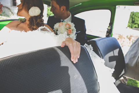 wedding car france