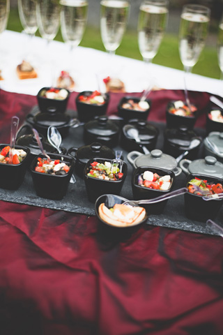wedding catering france
