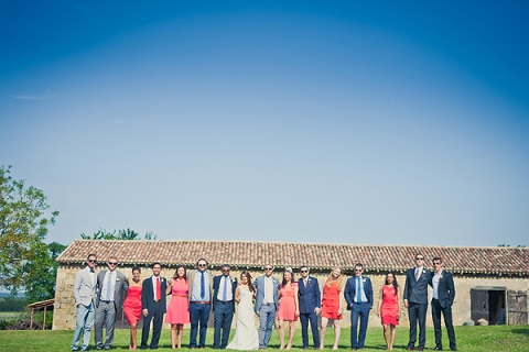 wedding in bordeaux