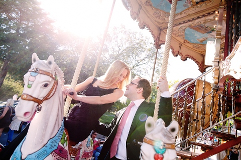 carnival engagement shoot paris