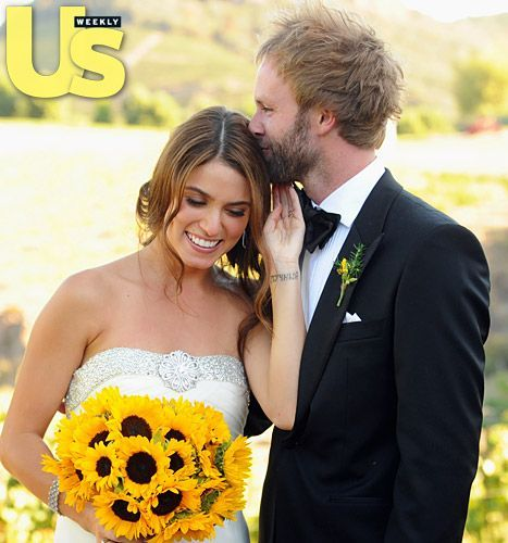 celebrity sunflower weddings