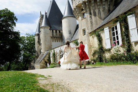 chateau wedding france