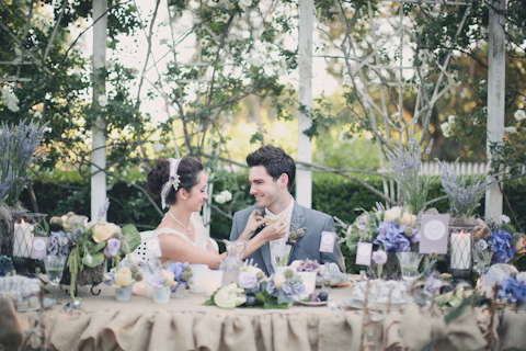 french style wedding