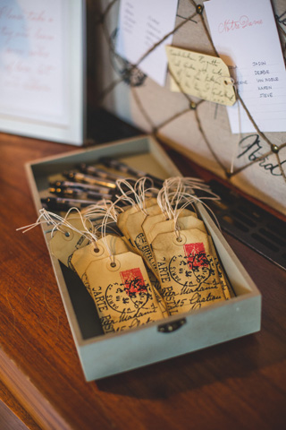 luggage guest tags