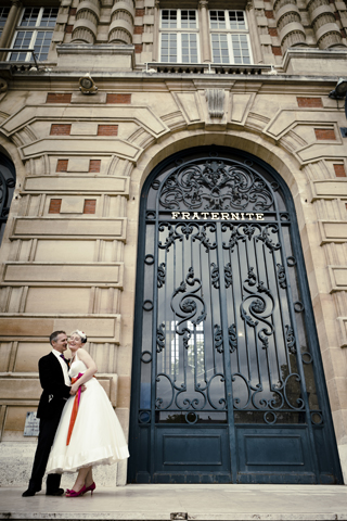 versailles wedding