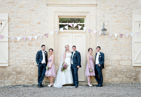 fete france wedding