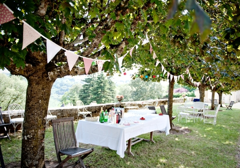 fete wedding france