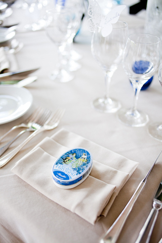 french wedding favour