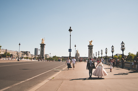 paris bridal photography