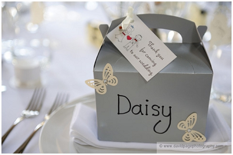 wedding favours france