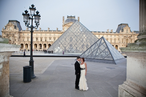 wedding photography louvre