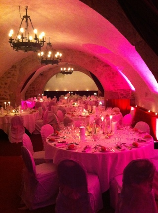 wedding venue france