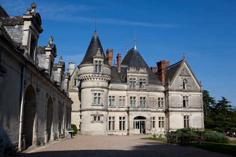 wedding venue loire valley