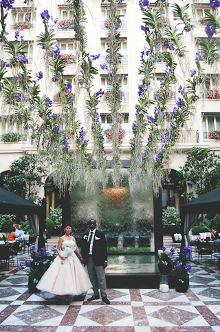 wedding four seasons paris