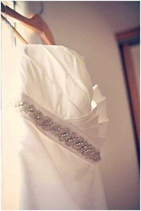 couture french wedding dress